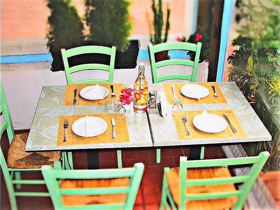 Εστιατόριο kolovosgeuseis