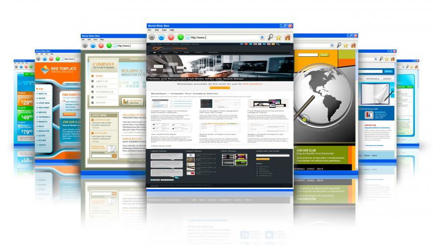 κατασκευή ιστοσελίδων on line