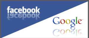 On line διαφήμιση στο Google Adwords και στο Facebook.